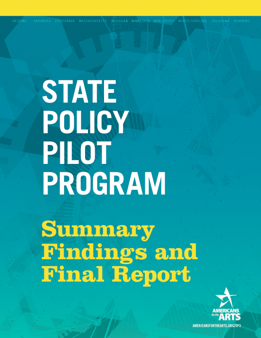 State Policy Pilot Program